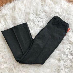 NWT • Theory • Cirrina Wool Trouser Pant 4 Gray